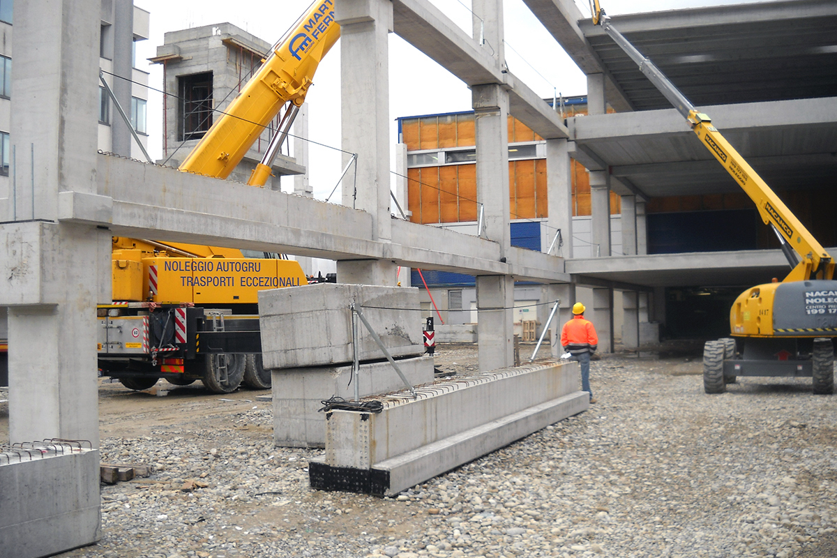Structural approval commercial buildings