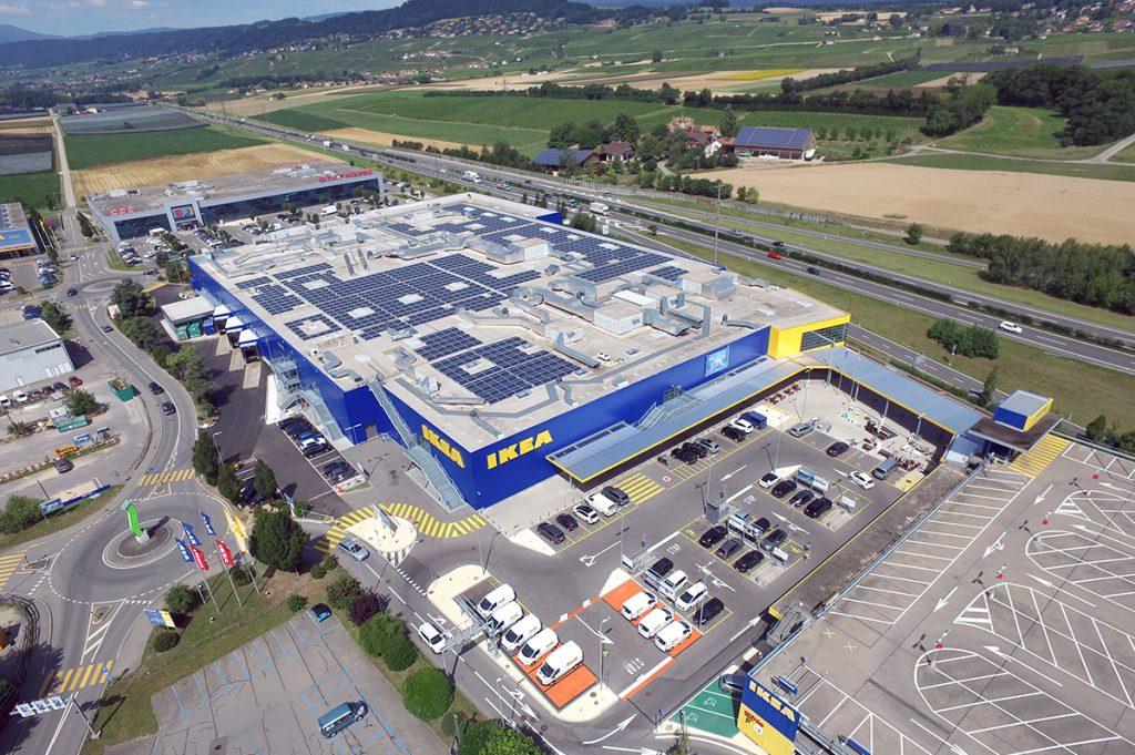 Ristrutturazione complesso commerciale IKEA