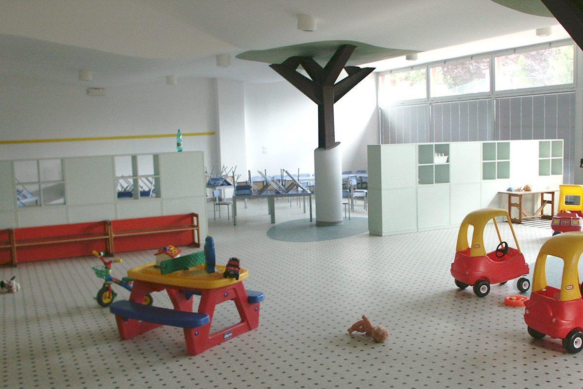 Renovation of a school building