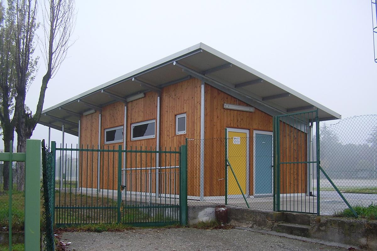 Riqualificazione centro parrocchiale