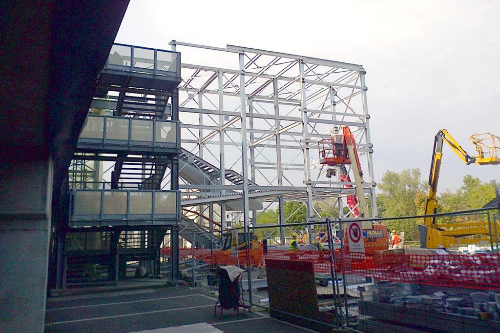 Ampliamento complesso commerciale IKEA