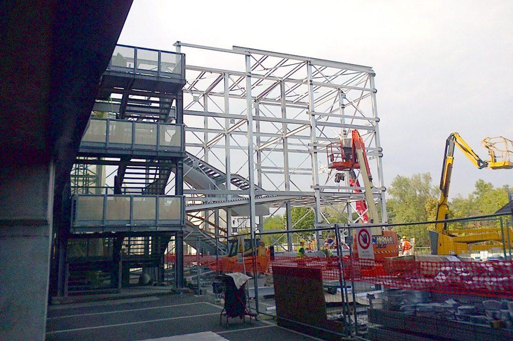 IKEA commercial complex expansion
