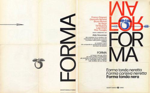 Font Forma